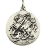Silver St. George Medal